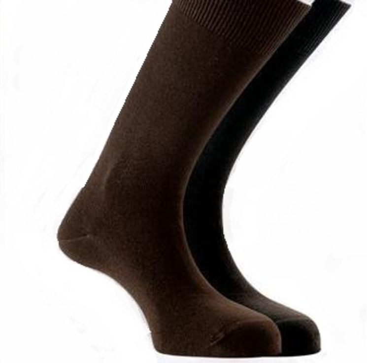 CHAUSSETTES THERMOREGULANTES MARRON
