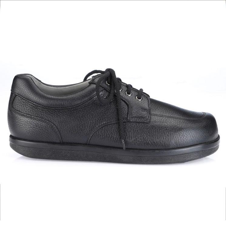Vente de liquidation 2019 le magasin économiser jusqu'à 80% LUKAS NOIR - Chaussures à lacets idéales pour les pieds sensibles