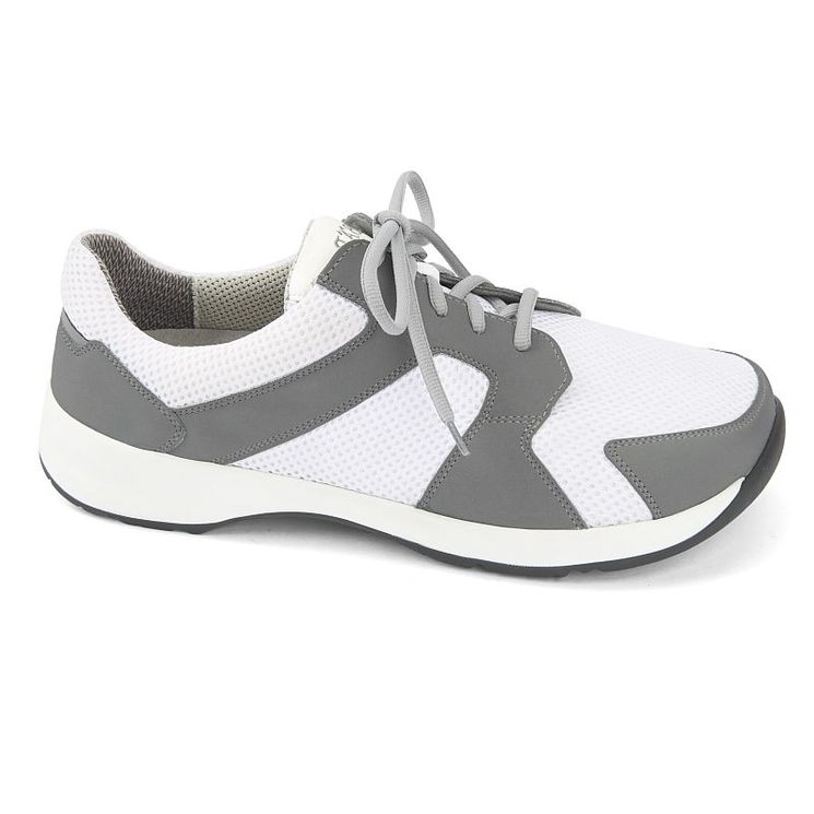 LIGHT IMPULSION BLANC - Chaussures confort mixtes pour le sport