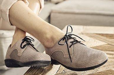 Chaussures automne pour pieds larges rouges Fashion femme DyqiQW