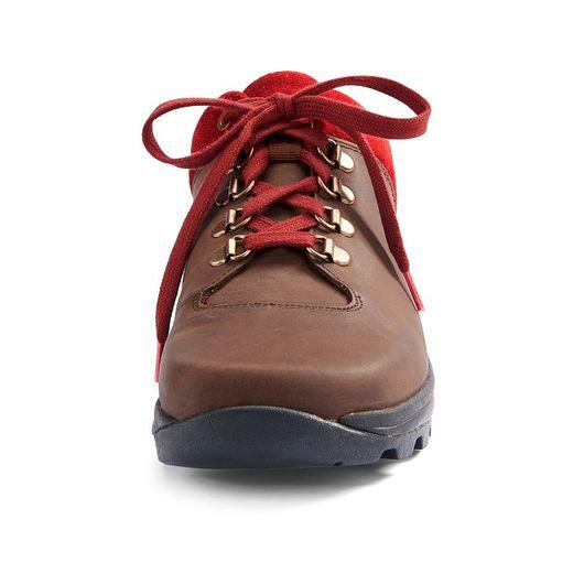 de marche RESCHEN pour sensibles BRUN Chaussures pieds b6Yyf7g