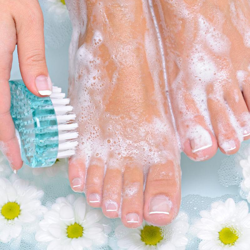 transpiration excessive pieds